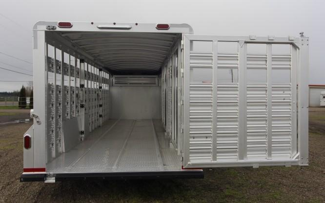 "2021 Platinum Stock 7x24x6'6""-Slider in Cut Gate-Slider In Rear"
