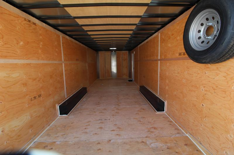 2021 Mirage Xpres 8.5X24 Enclosed Cargo Trailer