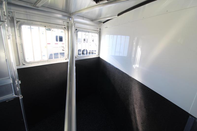 2021 Exiss EXPRESS 4 HORSE TRAILER GN - EASY CARE FLOORING