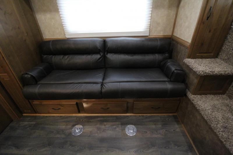 2019 Trails West Sierra 11' x 15' Living Quarters PRICE REDUCED $1500 - 8' Wide 2 Horse Trailer - Hoof Grip Flooring