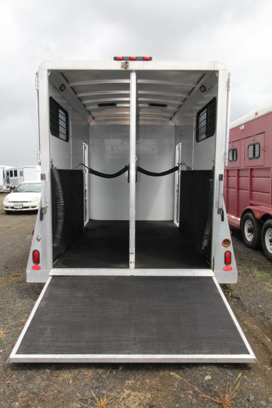 1996 Jamco Trailers 2 Horse Bumper Pull Straight Load Horse Trailer Preliminary Pictures