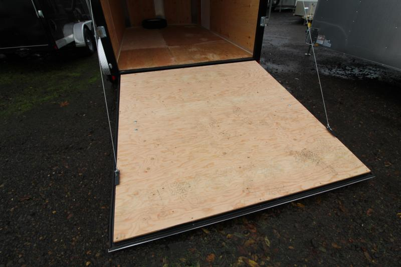 2021 Mirage Trailers Xpres 7x12 Enclosed Cargo Trailer