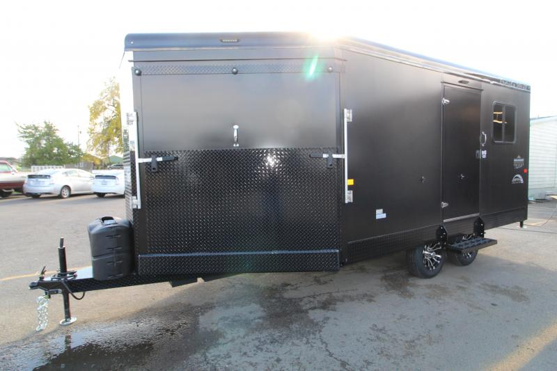 2021 Trails West Manufacturing 20' RPM Snowmobile Trailer
