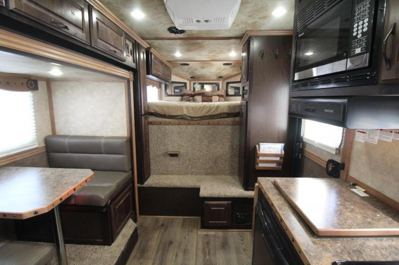 2016 Trails West SIERRA 2 HORSE TRAILER SLIDE OUT RAMP - PRICE REDUCED