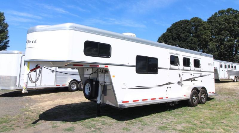 2016 Trails West SIERRA 8x13 Horse Trailer