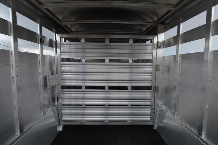 2021 Featherlite 20' Stock Combo-4' Tack Room-Easy Care Floor