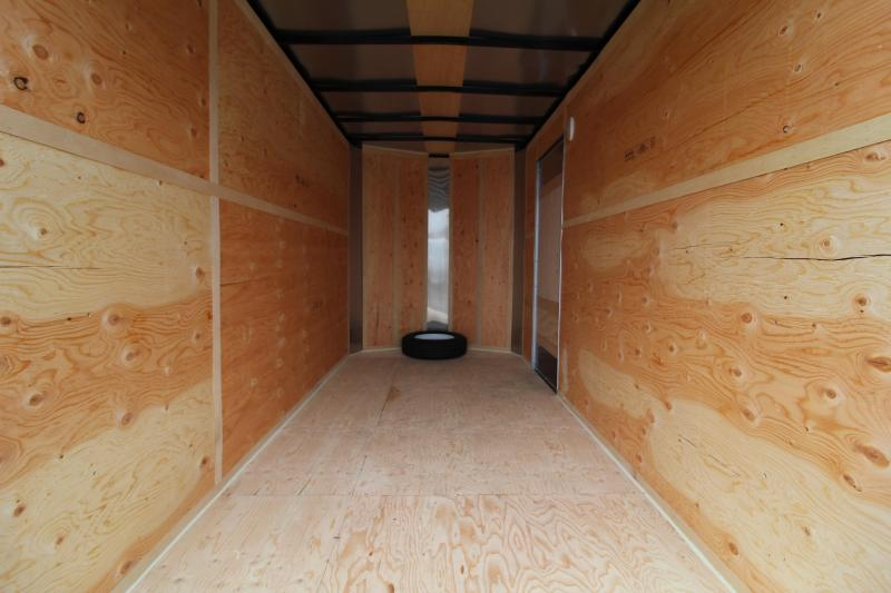 2021 Mirage Trailers Xpres 6x12 Enclosed Cargo Trailer
