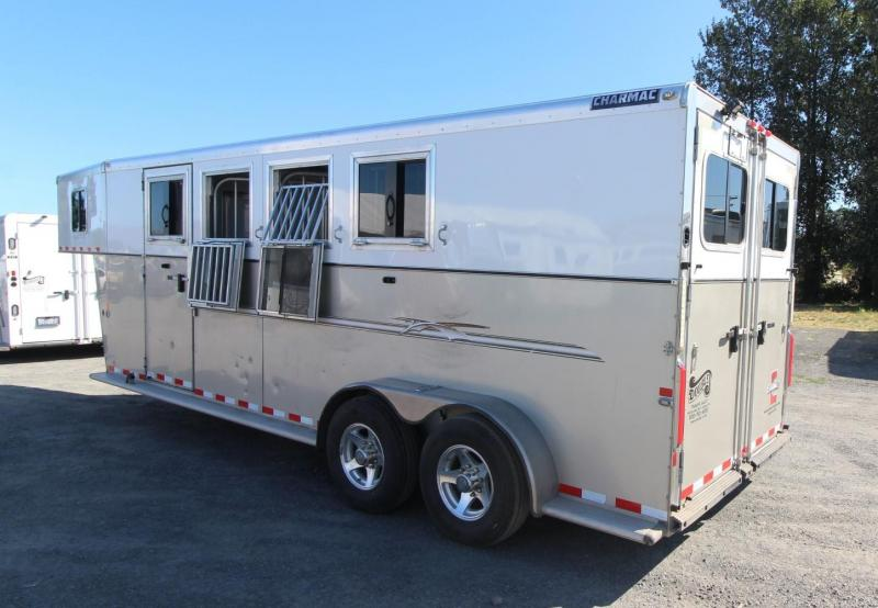 2016 Charmac OUTLAW 4 HORSE TRAILER