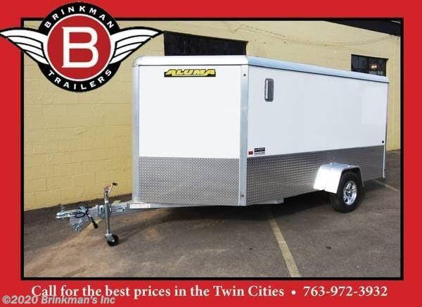 2020 Aluma 7X12 Enclosed Cargo Trailer