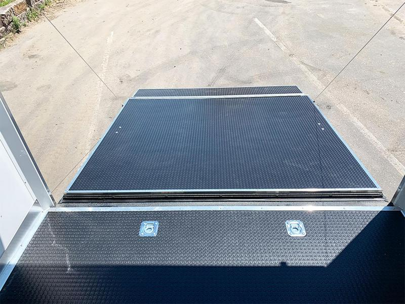 Deluxe American Hauler 8.5 x 24 Enclosed Car Trailer - 9990# GVWR - 7' Int. - Electric Package!
