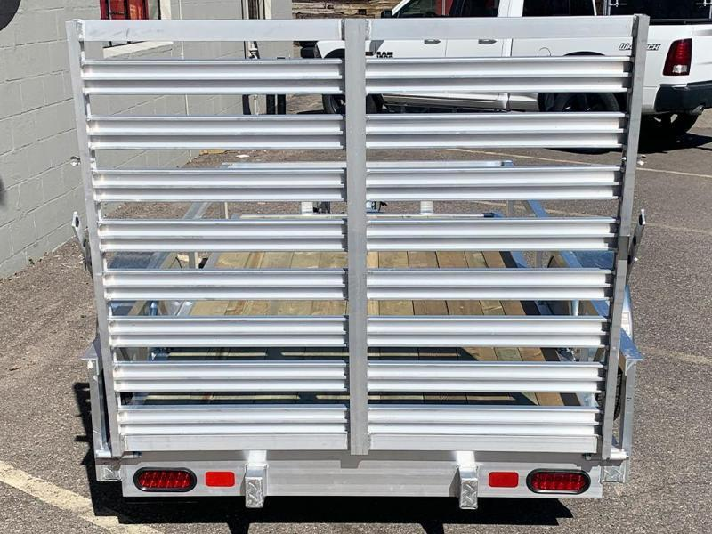 Quality Trophy 5x10 Aluminum Utility Trailer!