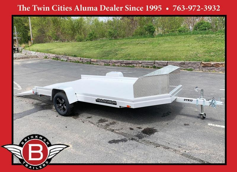 Aluma UTR 12 Aluminum Trailer - The Ultimate UTV Trailer