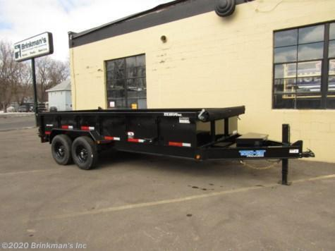 2020 Top Hat 83X14 Dump Trailer