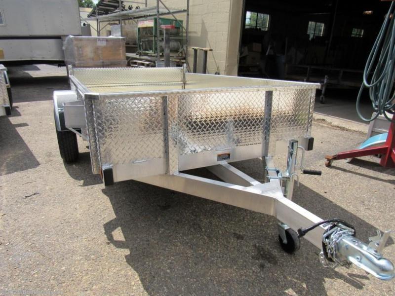 2020 Trophy 5x8 aluminum frame Utility Trailer