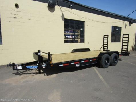 "2020 - Top Hat 83""x20' car trailer 14k"