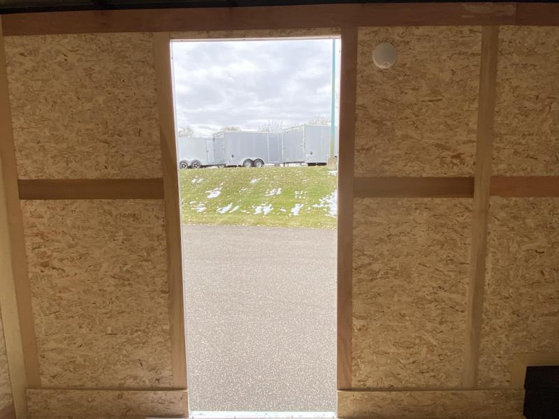 2021 Haulmark 8.5x20 Enclosed Cargo Trailer 7' Interior - 10K GVWR