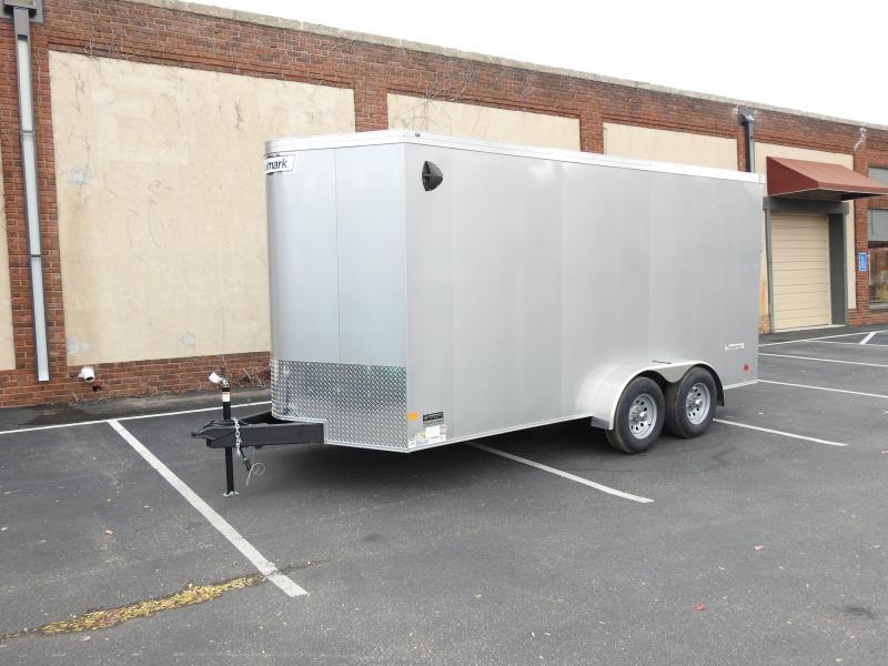 Haulmark 7x16 Enclosed Trailer - Ramp - 7' Interior- 10000# GVWR