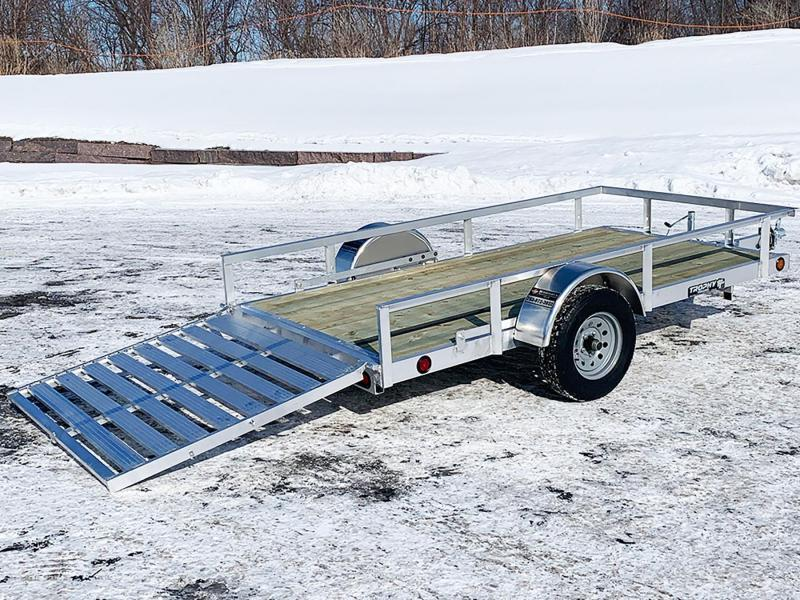 Trophy 5 x 10 Aluminum Utility Trailer - QUALITY!