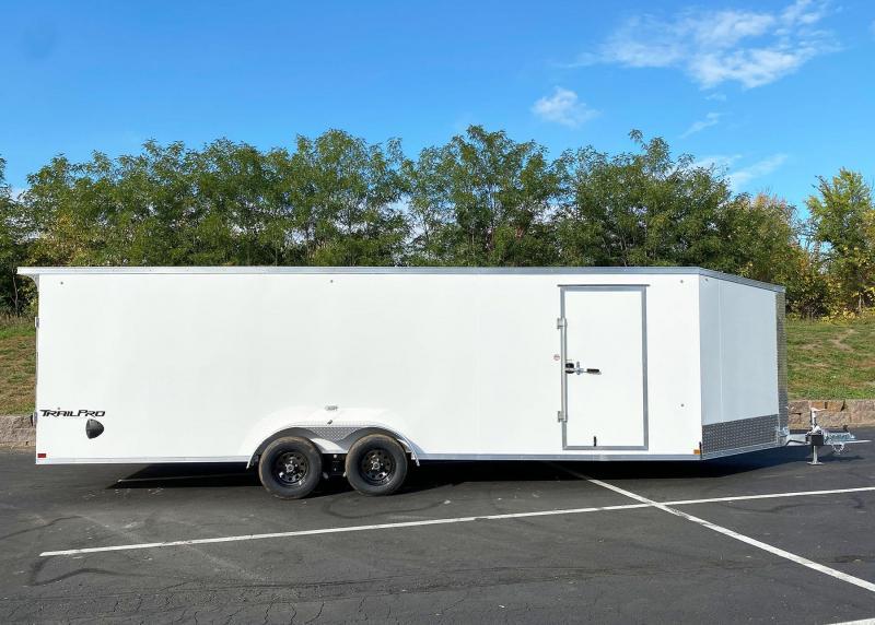 Formula Aluminum Trailpro UTV/Snowmobile Trailer!