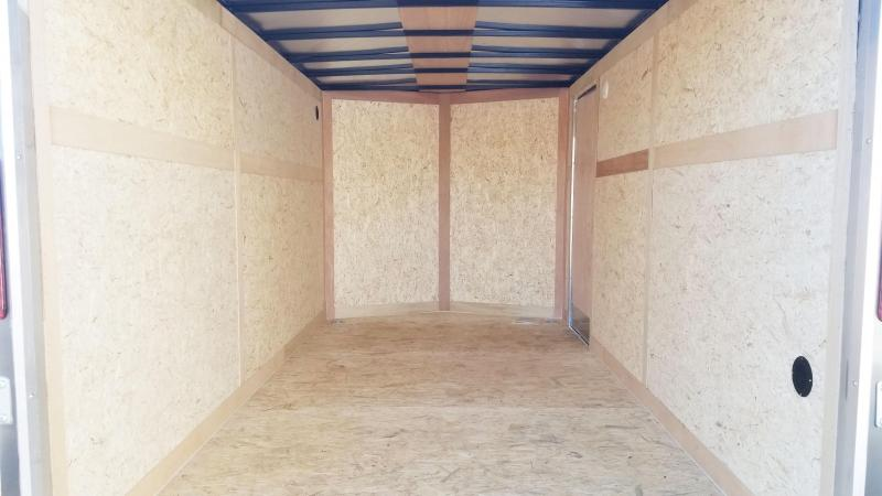 "Haulmark 8.5x20 Enclosed Cargo Trailer -6'6"" Interior -10K GVWR"
