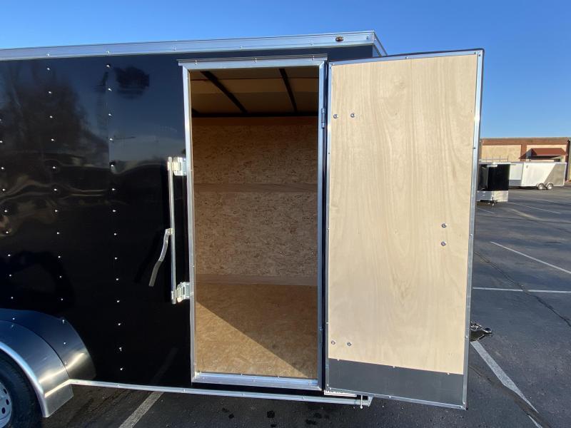 Haulmark 7x16 Enclosed Trailer - Rear Ramp - 7' Interior - UTV