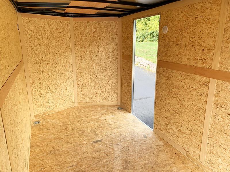 American Hauler 7x16 Enclosed Trailer - 7' Int. - Dbl Rear Doors!