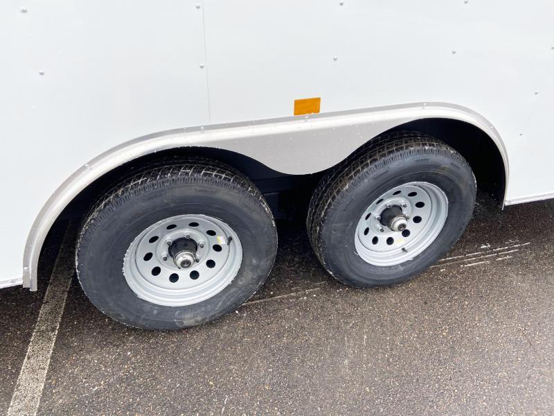 Haulmark 8.5x24 Enclosed Car /Cargo Trailer - 10000# GVWR - QUALITY