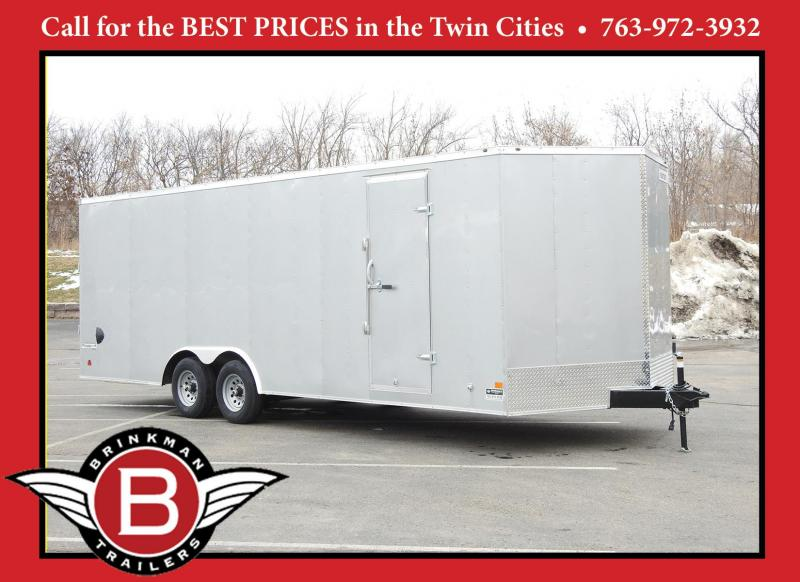 Haulmark 8.5x24 Enclosed Cargo Trailer 10000# GVWR/7' Interior - SALE