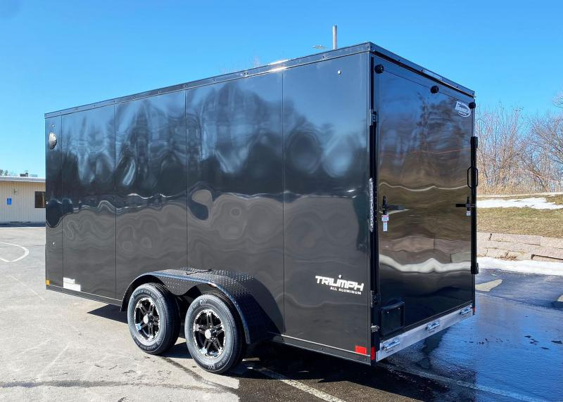 Formula 7x16 Triumph Aluminum Enclosed Cargo Trailer