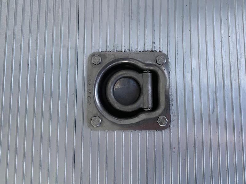 ALUMA 7.5X14 (14'+3.5'V) Aluminum Enclosed Trailer - 7' Int. - UTV