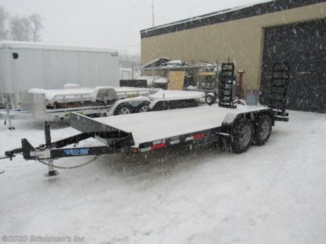 "2020 -Top Hat 83""x18 Bobcat/Car trailer 10K"
