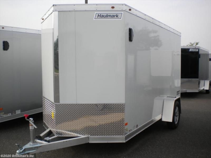 2019 Haulmark ALX 6x12 V Nose