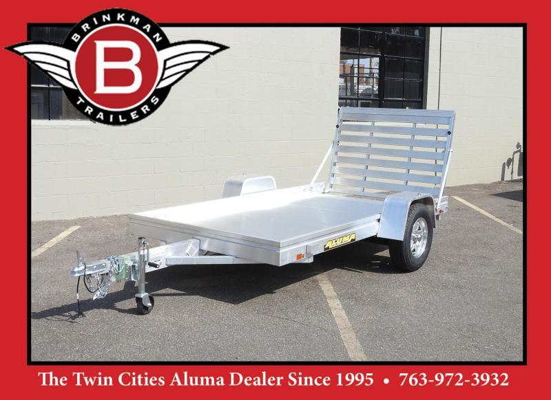 Aluma 6310H Open Aluminum Utility Trailer - Heavy Duty