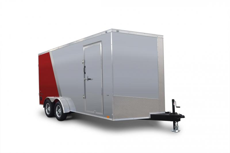2021 Formula Trailers Triumph B/o Slope V-nose Cargo / Enclosed Trailer