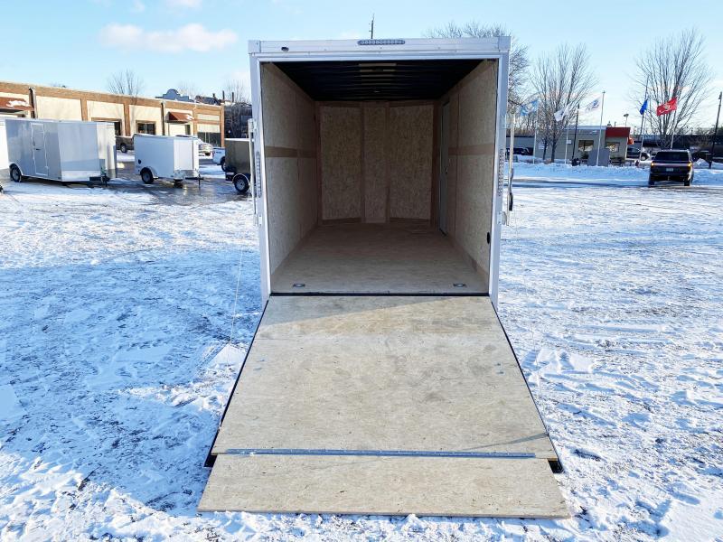 Haulmark 7x16 Enclosed Cargo Trailer - Ramp - 7' Interior-10000#GVWR