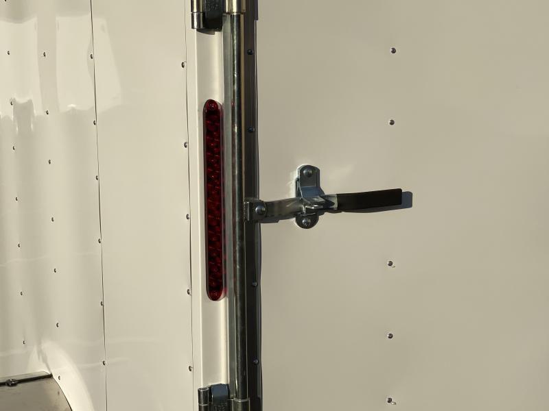 "Haulmark 6x10 Enclosed Trailer w/Ramp - 6'6"" Interior - SPECIAL"