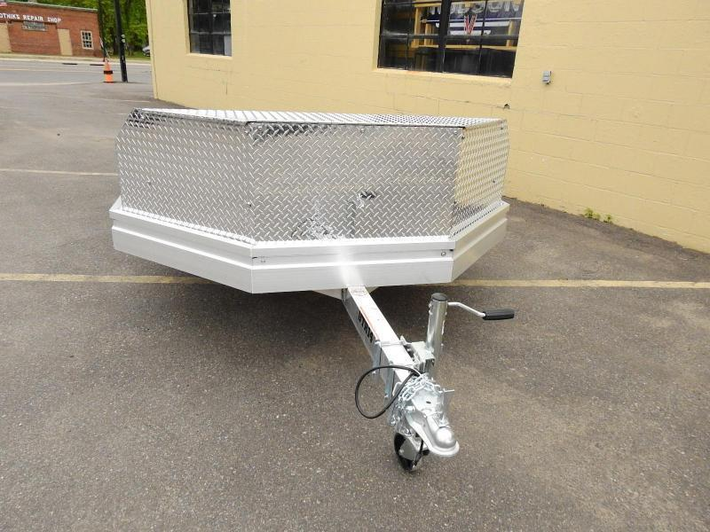 "Aluma UTR 14 ( 78"" x 14') Aluminum Trailer - The Ultimate UTV Trailer"