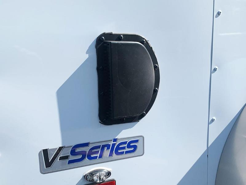 Continental Cargo 6.5x10 Enclosed Trailer - Rear Ramp!