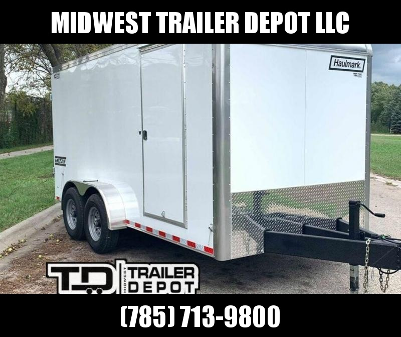 2020 Haulmark GRHD716T4 Enclosed Cargo Trailer