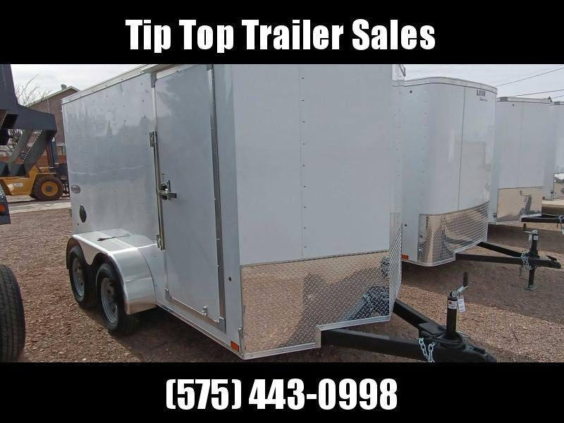 2022 Look Trailers Element Cargo Flat  Cargo / Enclosed Trailer