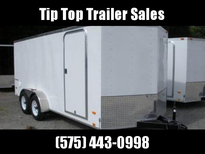 2020 Look Trailers ERLC7X12TE2 Enclosed Cargo Trailer