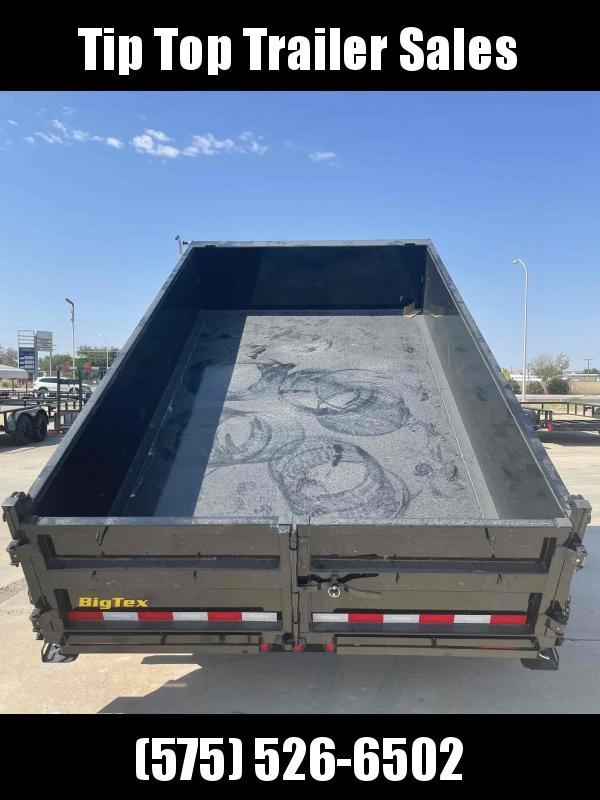 2022 Big Tex Trailers 14LP-12 Dump Trailer