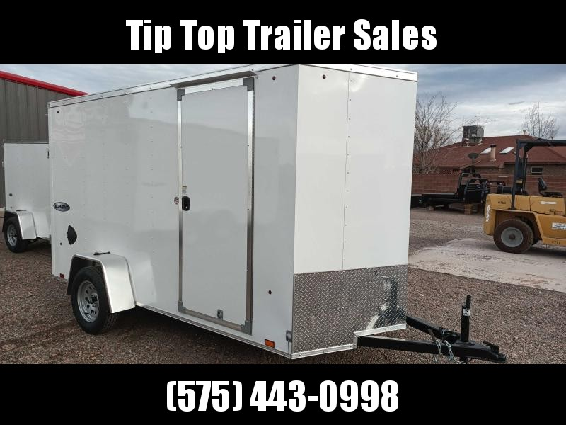 2022 Look Trailers EWLC6X12SI2 Flat Top Enclosed Cargo Trailer