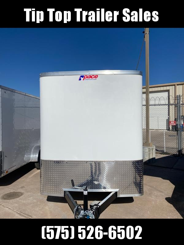 2021 Look Trailers Look-Pace American Outback 6x12 Enclosed Cargo Trailer
