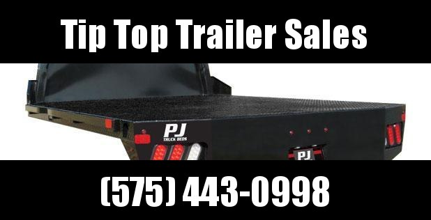 2020 PJ Truck Beds GB 8'6/84/56/38 TC Truck Bed