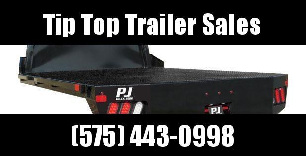 2021 PJ Truck Beds GB 8'6/84/56/38 TC Truck Bed