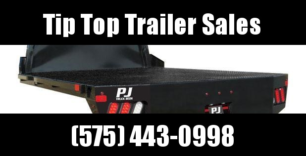 2021 PJ Truck Beds GB 8'6/84/56/38 TC Truck Bed