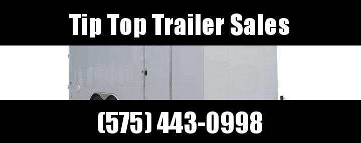 2020 Look Trailers STLC 8.5X16TE2 DLX Enclosed Cargo Trailer