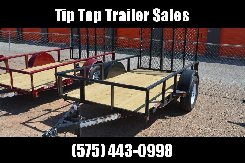 2020 GR Trailers BP101 Utility Trailer