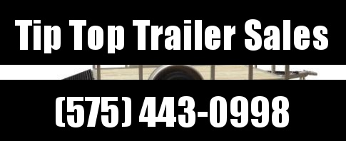 2021 GR Trailers 6.5' x 12' Single Axle Utility Trailer (UT6512W03L) Utility Trailer